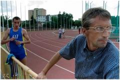 trener Sławomir Kąpiński