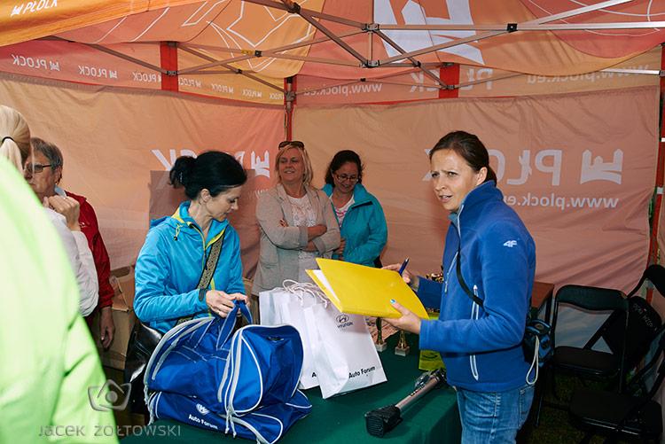 Barbara Gieres, Żaneta Malanowska i wiele innych osób czuwających nad sprawnym przebiegiem zawodów