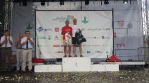 Stasiek podium
