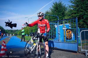 Triathlon Bydgoszcz Borówno 2014
