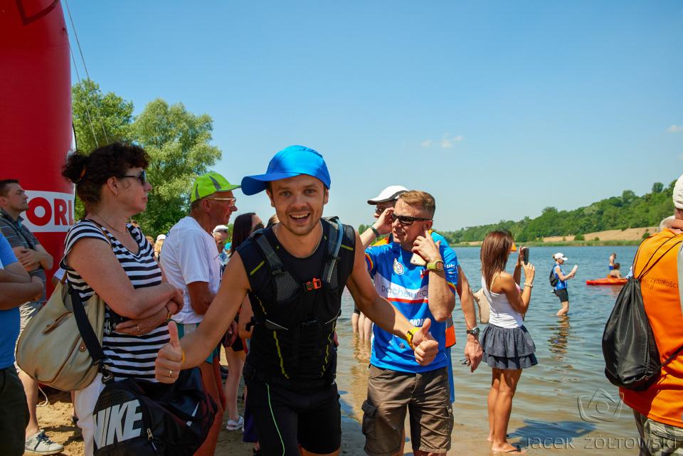 tego dnia Michał (na zdjęciu) został ojcem - gratulujemy obojgu rodzicom, fot. Jacek Żółtowski