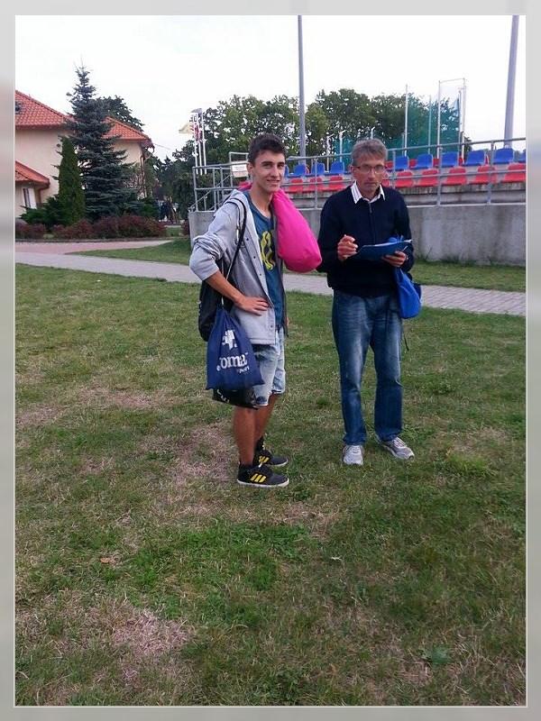 Sławek i Michał