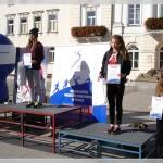 Oliwia tuż za podium