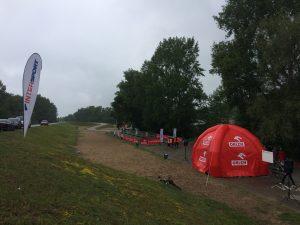 Wyniki XII triathlonu o puchar Płocka 2017