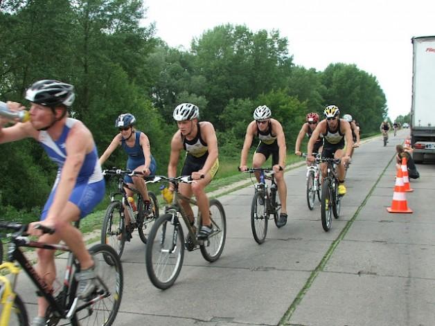 Galeria zdjęć z VII Triathlonu o Puchar Prezydenta Płocka