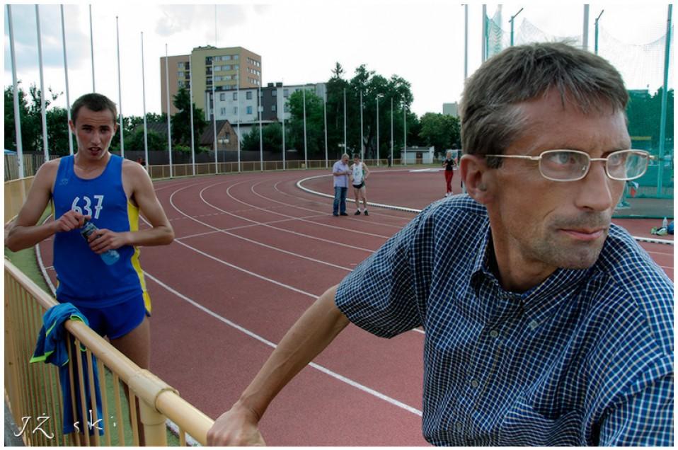 Wysokie miejsca młodych lekkoatletów PTT DELTA