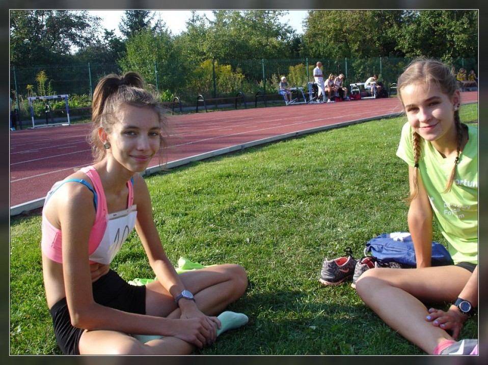 Mistrzostwa Aleksandrowa młodzików