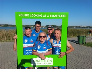 Strefa Triathlonu Kraśnik, czyli jak DELTA bryluje na podium