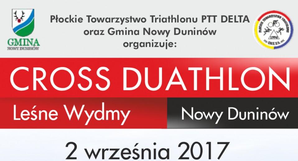 Cross Duathlon MTB Leśne Wydmy