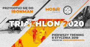 Projekt przygotowań do triathlonu IRONMAN 2020