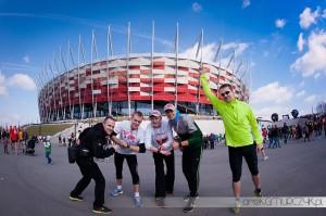 PTT DELTA na największym biegu w historii Polski